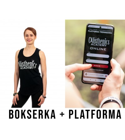 Bokserka Classic + Platforma!