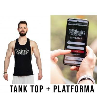 Tank Top + Platforma